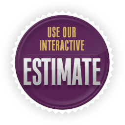Interactive Estimate Badge